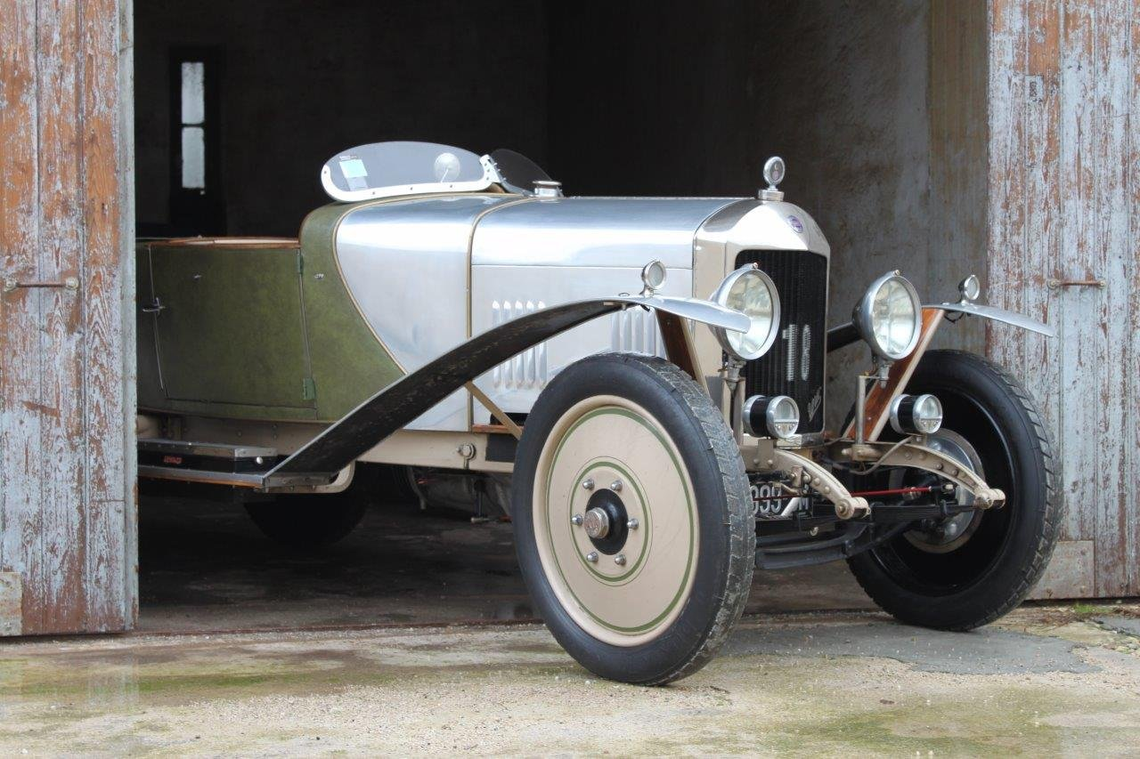 1924 Georges Richard L2 For Sale (picture 1 of 6)