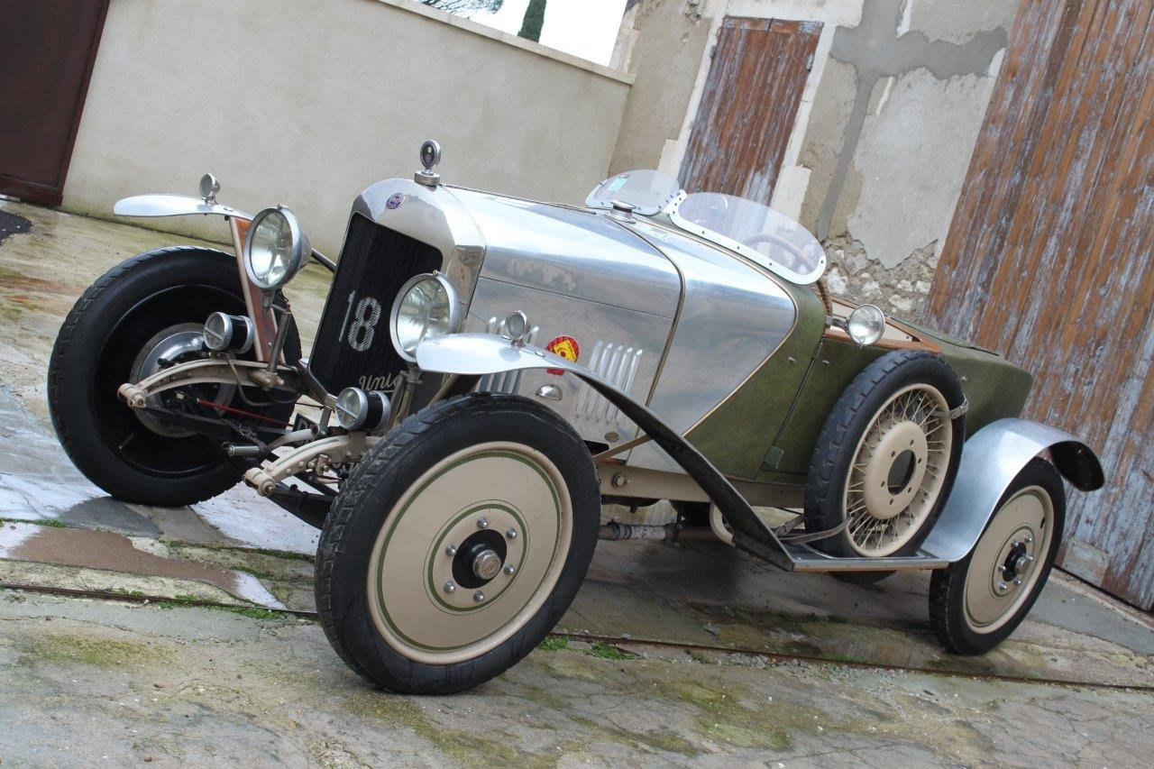 1924 Georges Richard L2 For Sale (picture 2 of 6)