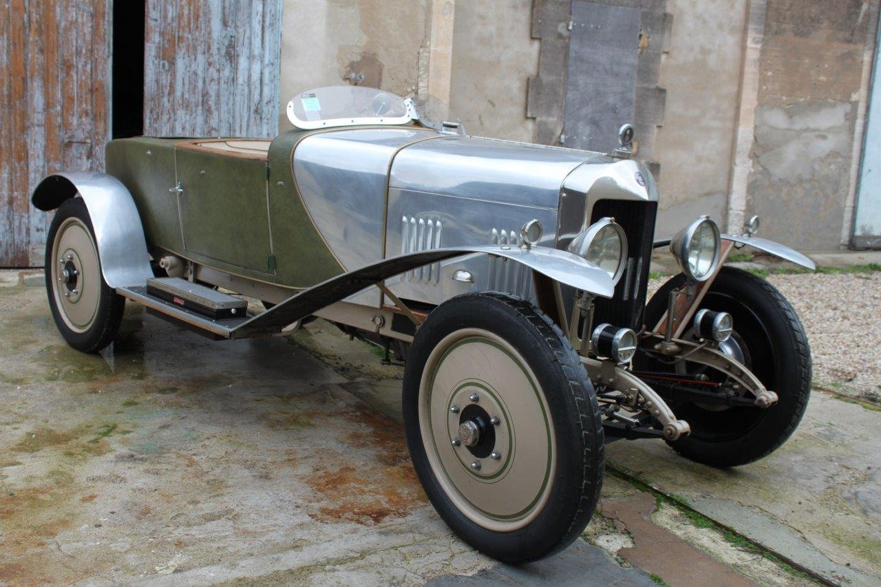 1924 Georges Richard L2 For Sale (picture 3 of 6)