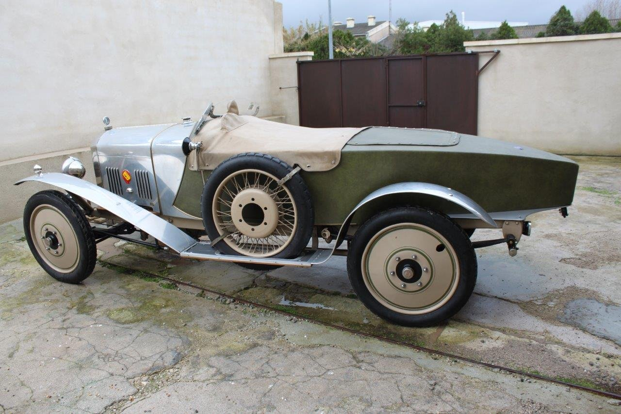 1924 Georges Richard L2 For Sale (picture 4 of 6)