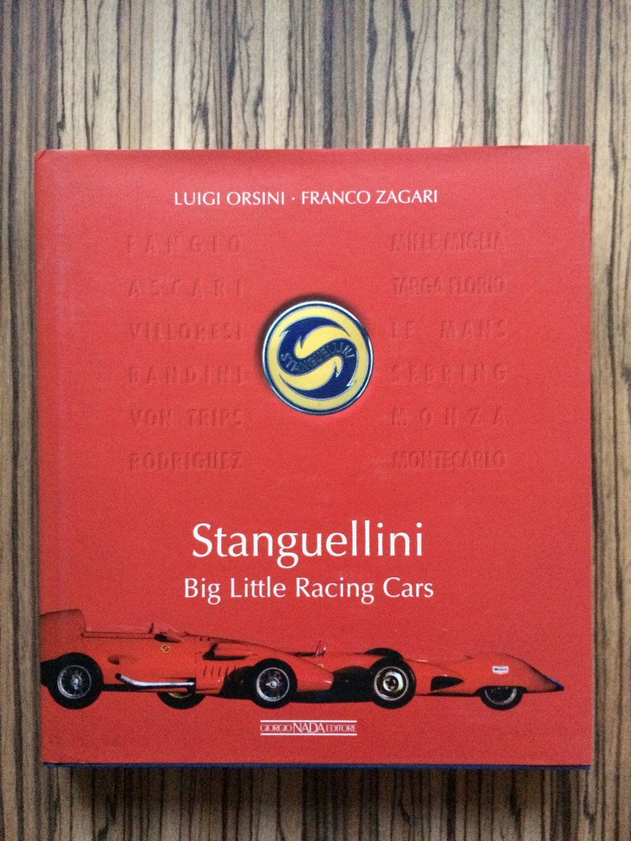 Stanguellini Big Little Racing Cars For Sale (picture 1 of 6)