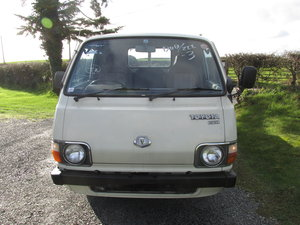 1981 toyota hiace For Sale
