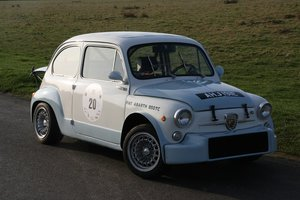 1963 ABARTH 850TC (AB214) **FIA HTP & FIVA Papers** For Sale
