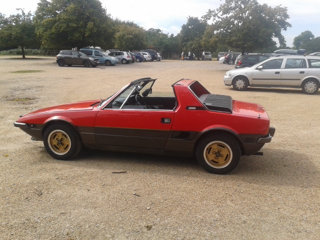 1983 Fiat X19 41,000 miles REDUCED!! For Sale (picture 3 of 6)