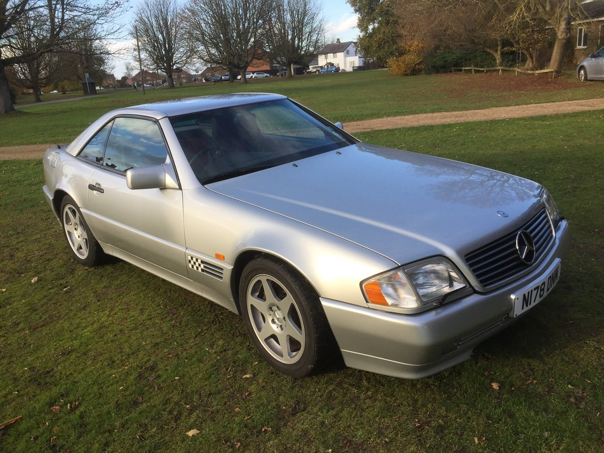 1995 Mercedes-Benz SL500 Mille Miglia Mercedes R129 For Sale (picture 1 of 6)