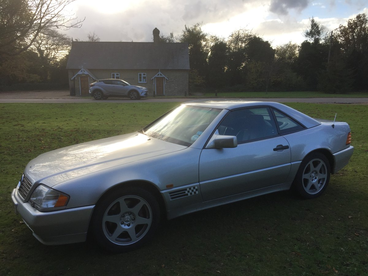 1995 Mercedes-Benz SL500 Mille Miglia Mercedes R129 For Sale (picture 3 of 6)