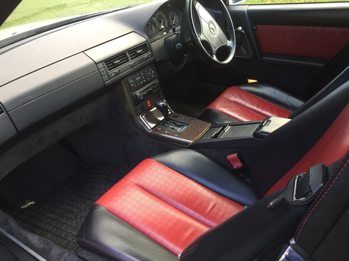 1995 Mercedes-Benz SL500 Mille Miglia Mercedes R129 For Sale (picture 6 of 6)