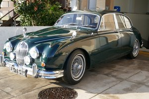 JAGUAR MK2 3.8 Manual Overdrive 1960 For Sale