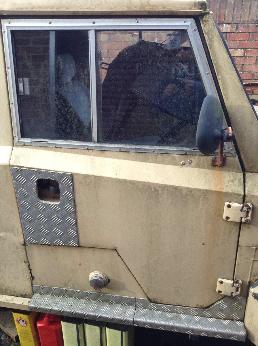 1983 MDV Aluminium Min Van For Sale (picture 4 of 6)