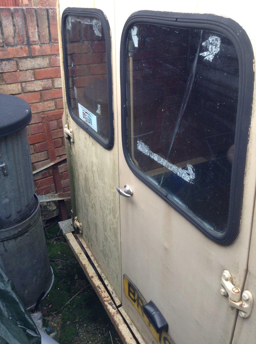 1983 MDV Aluminium Min Van For Sale (picture 5 of 6)