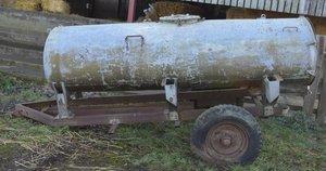 1940 World war 2 fuel bowser