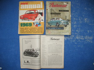 Some quite rare Magazines for your collection