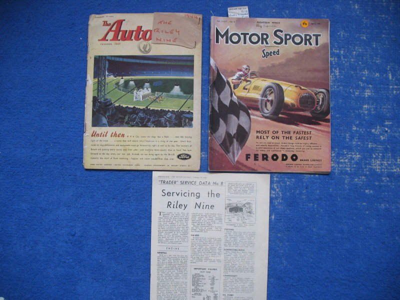 Some more quite rare Mags for your collection! For Sale (picture 1 of 6)