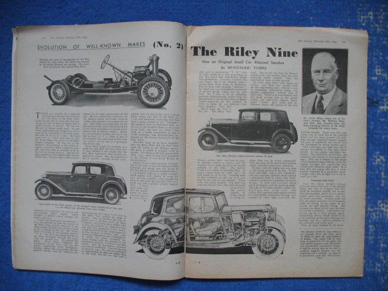 Some more quite rare Mags for your collection! SOLD (picture 2 of 6)