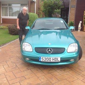 2001 Mercedes SLK Roadster Conertible For Sale
