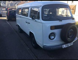 1993 Vw Brazilian baywindow camper type2 For Sale
