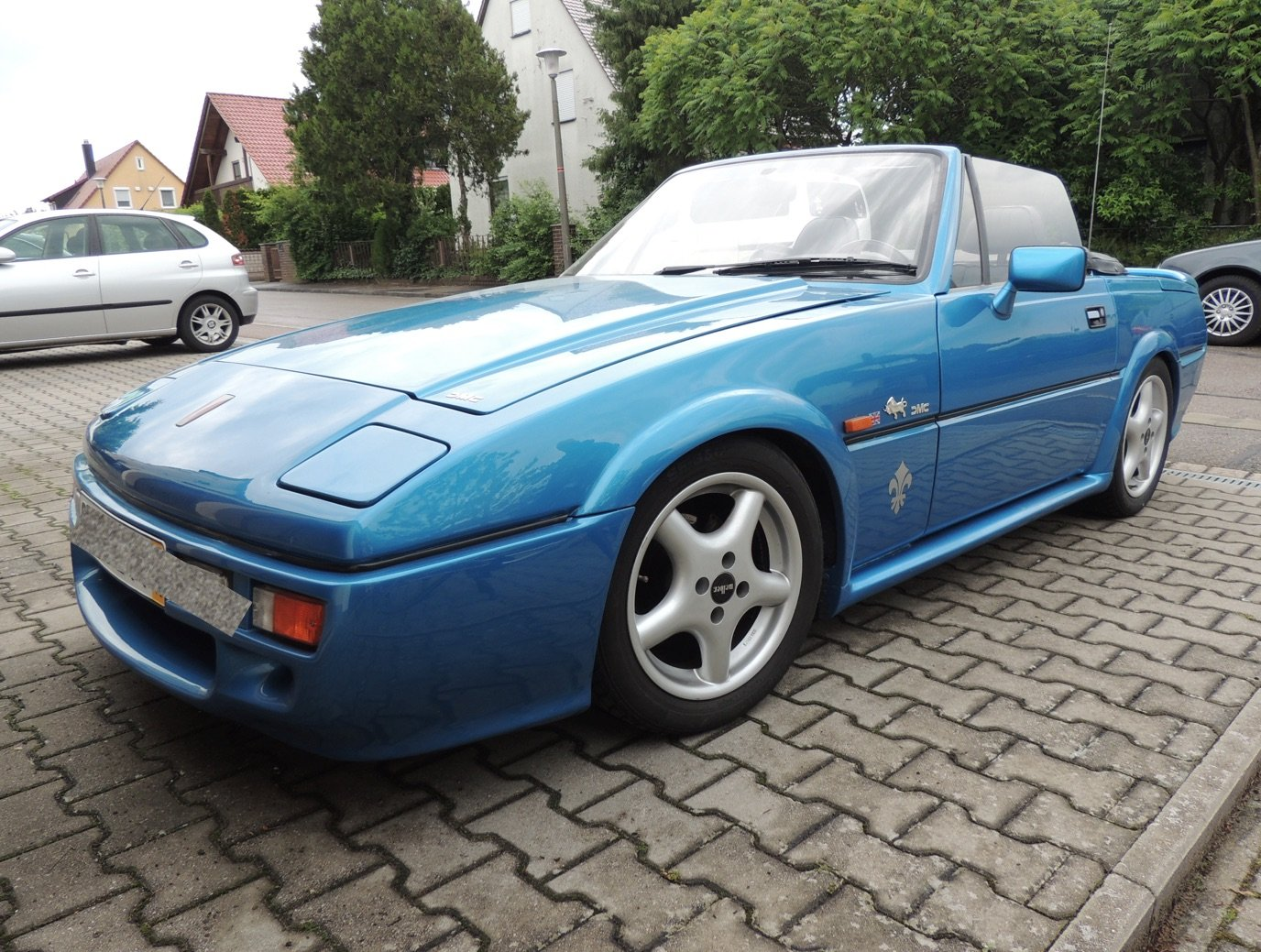 1998 Reliant Scimitar Sabre LHD For Sale (picture 1 of 6)