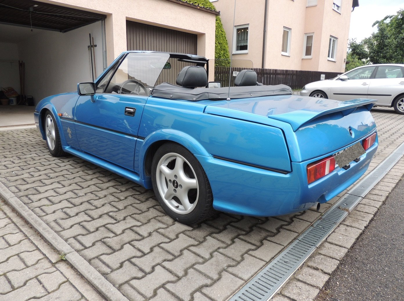 1998 Reliant Scimitar Sabre LHD SOLD (picture 2 of 6)