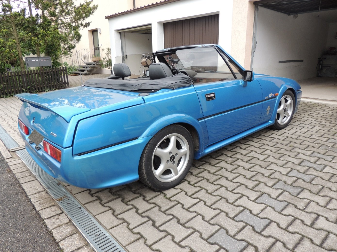 1998 Reliant Scimitar Sabre LHD SOLD (picture 3 of 6)