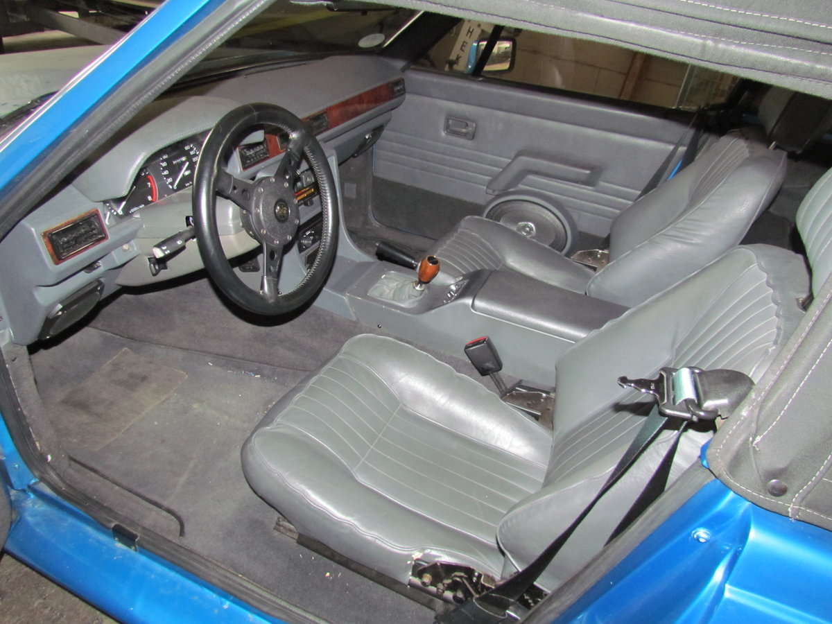 1998 Reliant Scimitar Sabre LHD For Sale (picture 6 of 6)