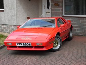 1981 Lotus Esprit S3 Turbo - NOW SOLD For Sale