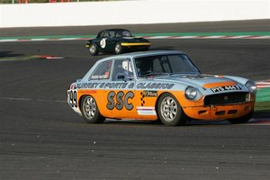 1968 Full Race MGB GT -  MGCC club racecar. For Sale