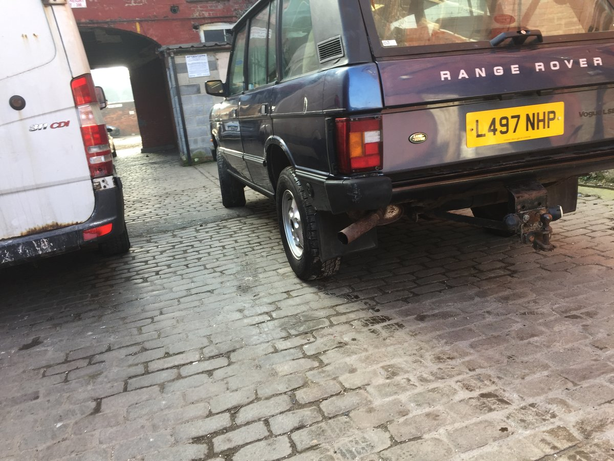 1993 Range Rover LSE For Sale (picture 1 of 6)