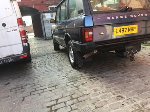 1993 Range Rover LSE For Sale