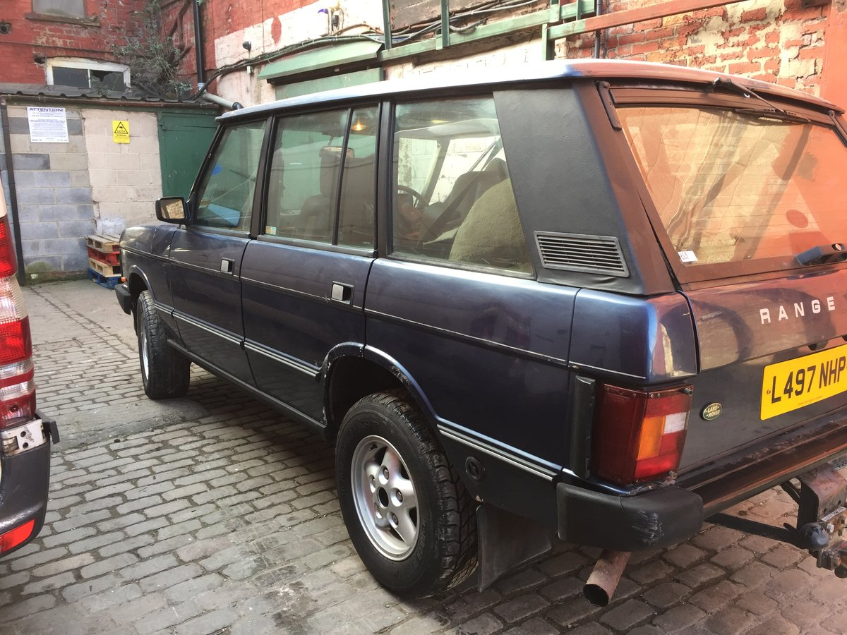 1993 Range Rover LSE For Sale (picture 3 of 6)