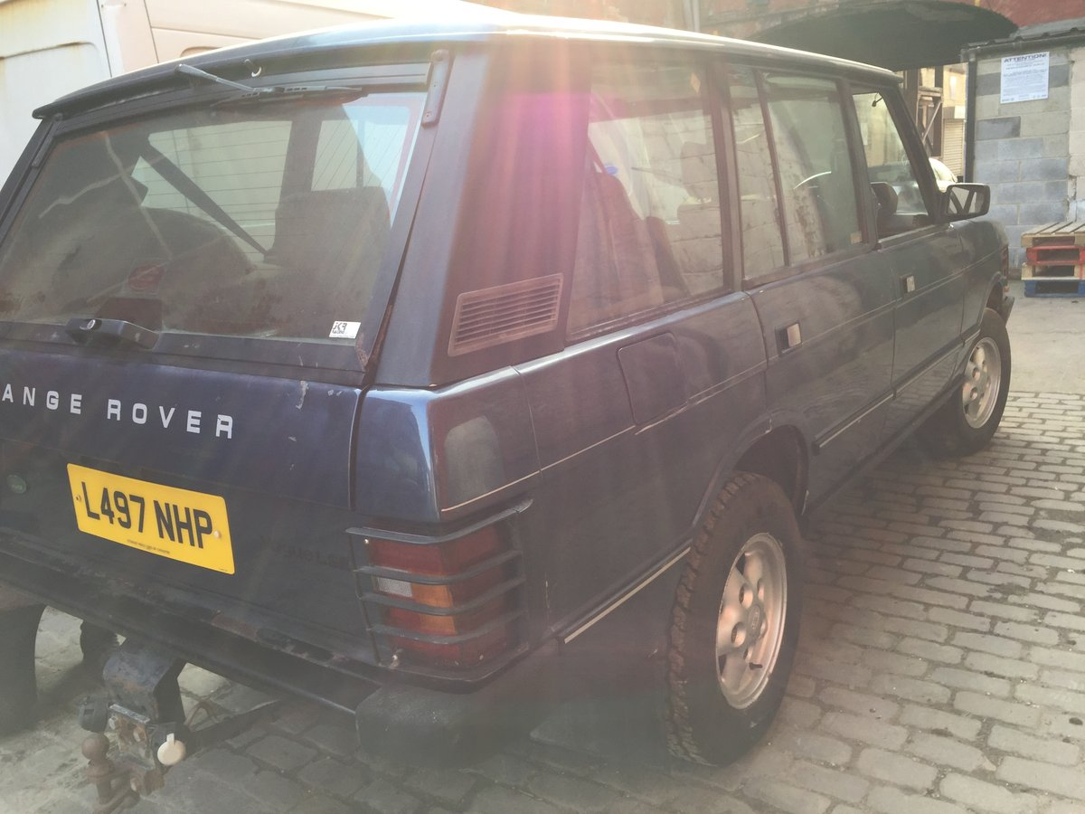 1993 Range Rover LSE For Sale (picture 4 of 6)