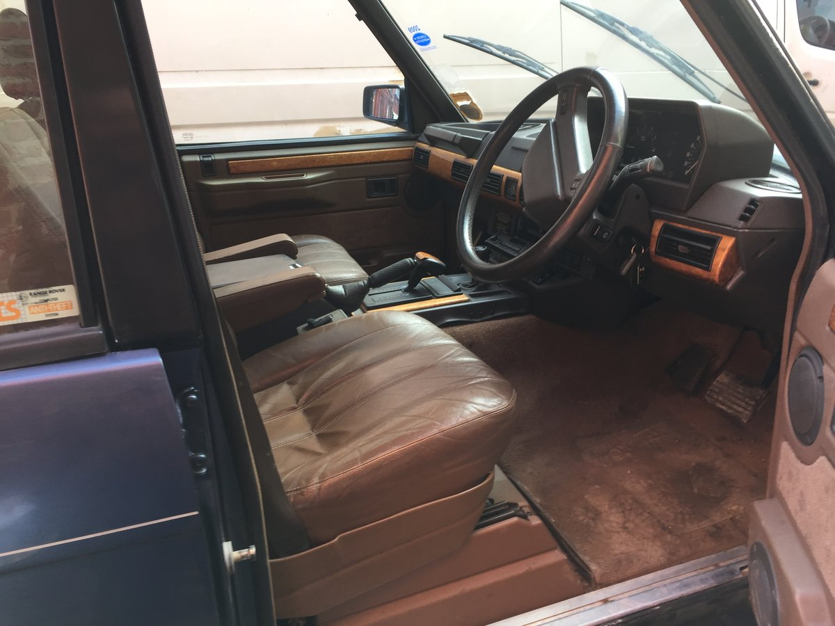 1993 Range Rover LSE For Sale (picture 5 of 6)