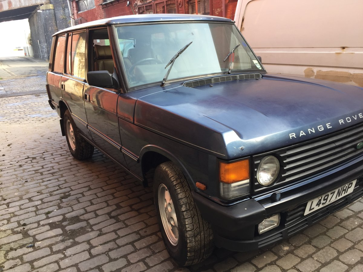 1993 Range Rover LSE For Sale (picture 6 of 6)