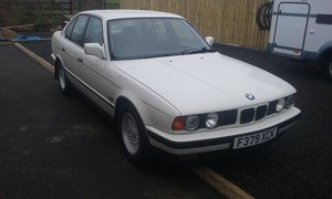 1989 BMW E34 525iSE SOLD