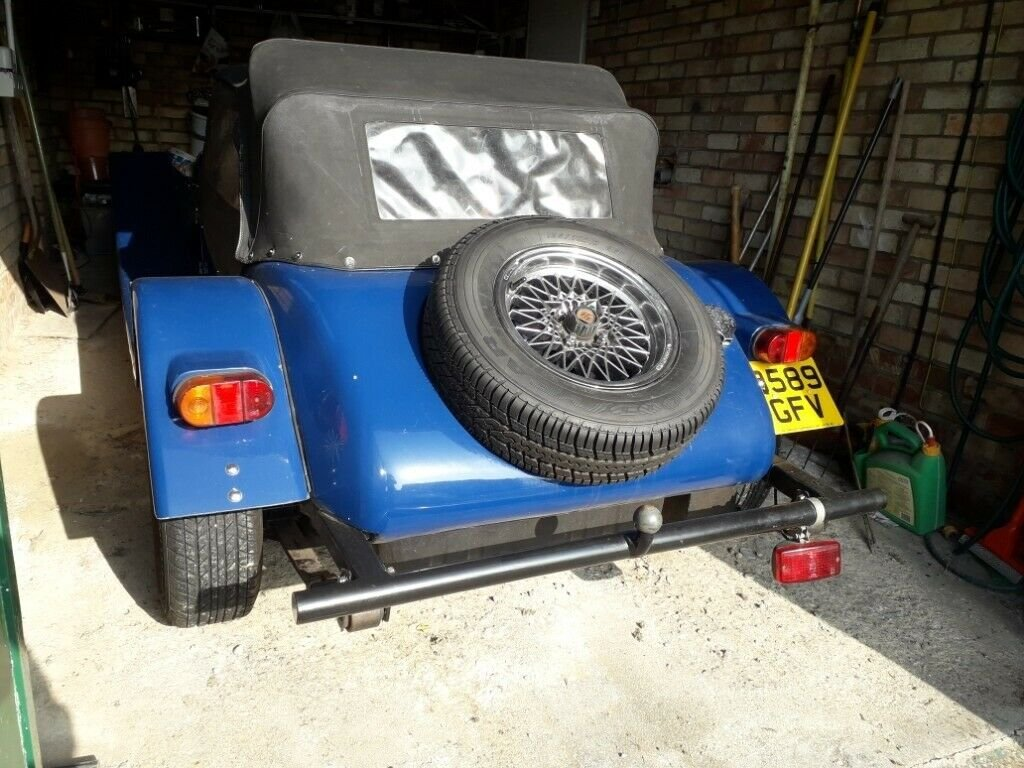 Marlin Sports Kit Car 1987 top quality build SOLD (picture 2 of 6)