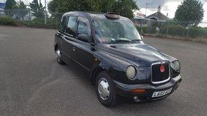 2002 London Black Taxi TX2 auto For Sale