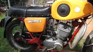 1980 Cz jawa 471 250cc Twin cylinder