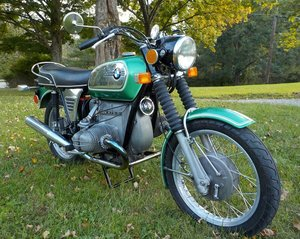 FOR SALE : 1973 BMW R75/5