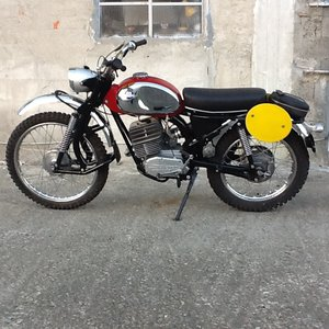 1971 Hercules Sachs 100 GS For Sale