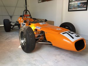 1971 Merlyn Mk 20 Historic Formula Ford For Sale