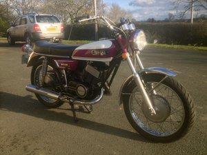 1970 Yamaha YR5 350 For Sale