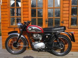 1951 BSA C15 1961 Ready to Ride ,Tax Mot exempt