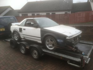 1985 MR2 Project Car For Sale