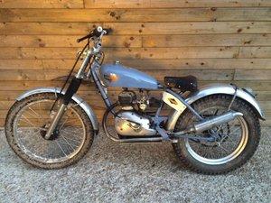 1949 Rigid trial motobecane For Sale