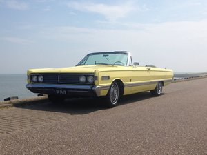 Ford Mercury, 1966 Full size Convertible, 390FE V8