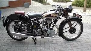 1937 Bianchi freccia d'oro 250 ohv For Sale