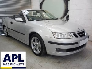 2005 SAAB 9-3 Vector Convertible, 95,800 miles For Sale