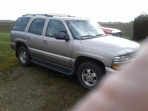 Chevy Tahoe 2001 For Sale