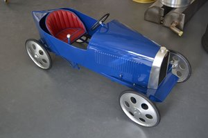 Bugatti Eureka Sport 27 course pedal car For Sale