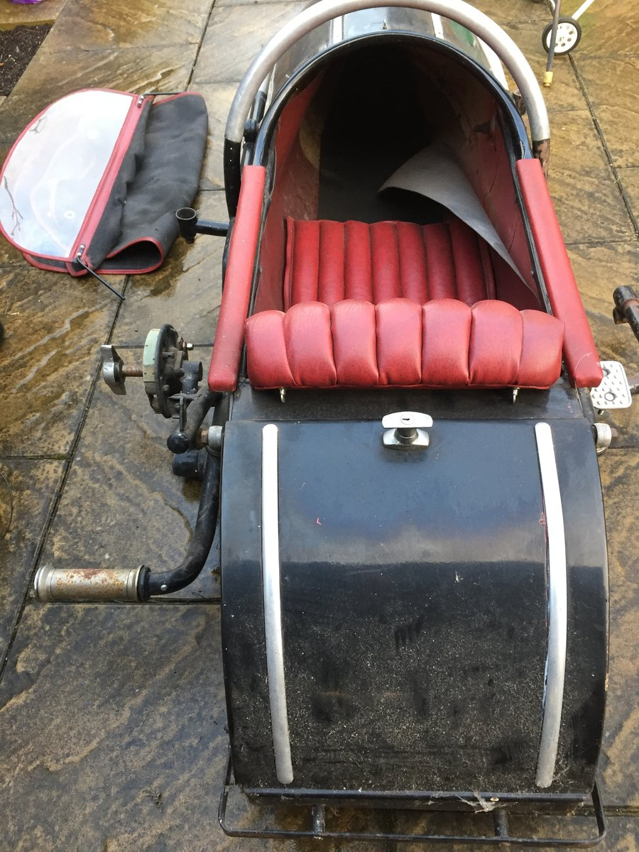 1959 Stieb s501 Sidecar For Sale (picture 3 of 4)