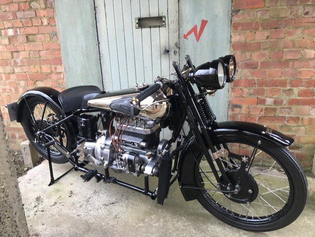 1930 Brough Superior 4 Cylinder For Sale (picture 1 of 6)